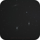 M 66, M 65, NGC 3628,                                Andreas Otte