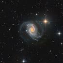 NGC 1566,                                Lee Borsboom