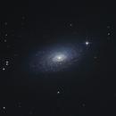 M63 - The Sunflower Galaxy,                                Barry E.