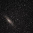 Andromeda Galaxy,                                Igor Borgo