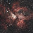 Eta Carinae Nebula (NGC 3372),                                Sebastian Marchi