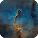 Elephant's Trunk Nebula (IC1396),                                AstroBadger
