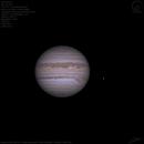 Jupiter and Io,                                  Massimiliano Vesc...