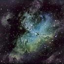 IC4703 Eagle Nebula,                                Gordon Boytell