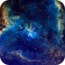 Heart Nebula,                                Markus Eisenstöck