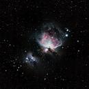 Orion Nebula,                                Steffen Boelaars