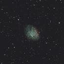 M1 (Crab Nebula),                                mdclarke