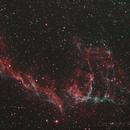 Eastern Veil Nebula ,                                Alex Vazquez
