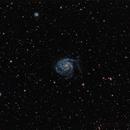 M101 Unmodded DSLR,                                Blackwater Skies