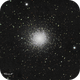 The great globular cluster M-13 in Hercules,                                Francois Theriault