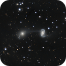 NGC 5216 and 5218 called ARP 104,                                Riedl Rudolf