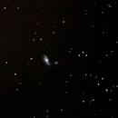 NGC4490 close up view,                                Christopher BRANDL