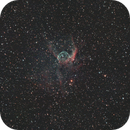 NGC2359 - Thor's Helmet nebula,                                ShoulderOps