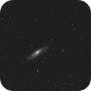 M31 - Andromeda Widefield,                                mr1337