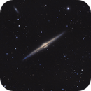 The Needle reworked - NGC4565,                                Markus A. R. Langlotz