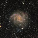 NGC6946 Galaxy,                                Sascha Schueller