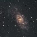 triangulum galaxy,                                Fabrizio Gandossi