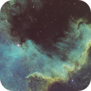 NGC 7000 Cygnus Wall,                                ks_observer