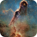 VdB142 nebula - a Tone Mapped L(Ha)RGB [Image Of Team],                                Eric Coles (coles44)