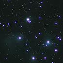 M45 les Pleiades,                                lucantelme1960