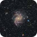NGC 6946,                                Algorab