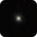 M13 2nd Attempt (1st light EQ5 Pro Mount) - 3rd Revision,                                Bradley Watson