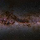 Spring/Summer Milky Way,                                Wei-Hao Wang