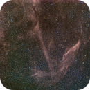 Dim and Rarely Imaged Sh2-51 with Barnard 313,                                  hbastro