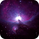 M42 - Single Frame,                                TSquasar