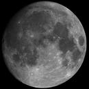 Moon 19.1.19 100mm ED Evostar,                                  Spacecadet