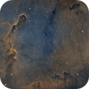 IC1396 Hubble Pallette,                                Bert Scheuneman