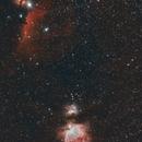 Orion's nether regions,                                drivingcat