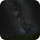 Mars, the Milky Way and the vineyards,                                -Amenophis-