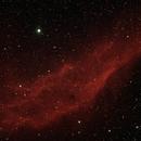 NGC1499 - California Nebula,                                Benny Colyn