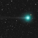 Comet Lovejoy 2014,                                Ezequiel