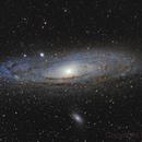 M31 - Andromeda Galaxy,                                dheilman