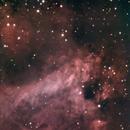 Messier 17 - Omeganebel,                                  Günther Eder