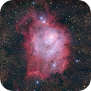 Lagoon Nebula.,                                Adriano