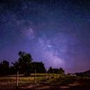 Night Sky next the observatory.  Handyimage,                                Günther Eder