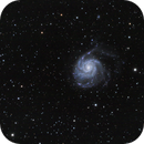 M101 Wide Field,                                Yu-Hang Kuo