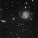 Messier 100,                                Benoit Blanco