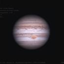 Jupiter and GRS,                                Massimiliano Veschini
