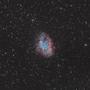 Crab Nebula,                                drivingcat