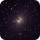 NGC5128 The Centaurus A Galaxy,                                Tim Anderson