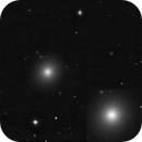 M87, a Lum, UHC filter picture,                                  Niels V. Christensen
