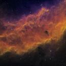 California Nebula - NGC 1499,                                ManifestStephanie