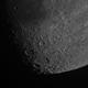 Moon detail,                                Zsolt Nagy