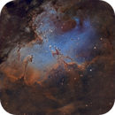 M16 - The Eagle Nebula,                                Paddy Gilliland