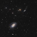 NGC 4725 and friends (NGC 4712 & NGC 4747),                                Barry Wilson