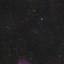 NGC457 & SH2-188 in HaO3-LRGB,                                equinoxx